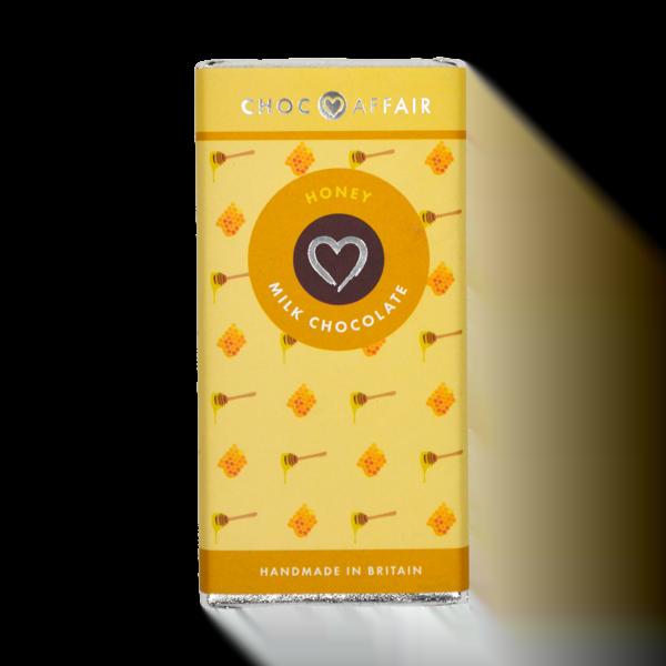 Honey Milk Chocolate Bar