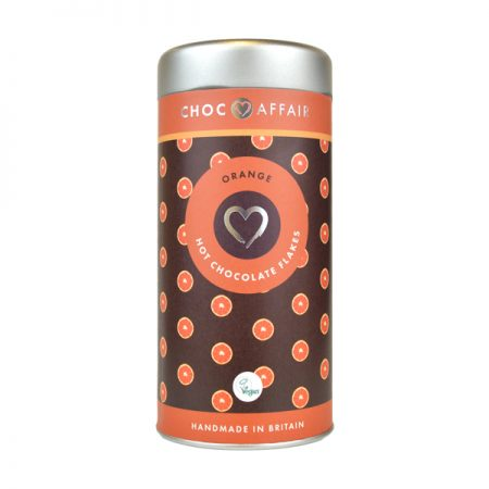 Orange Dark Hot Chocolate