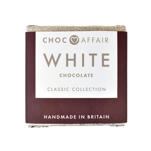 White Chocolate Bar 30g