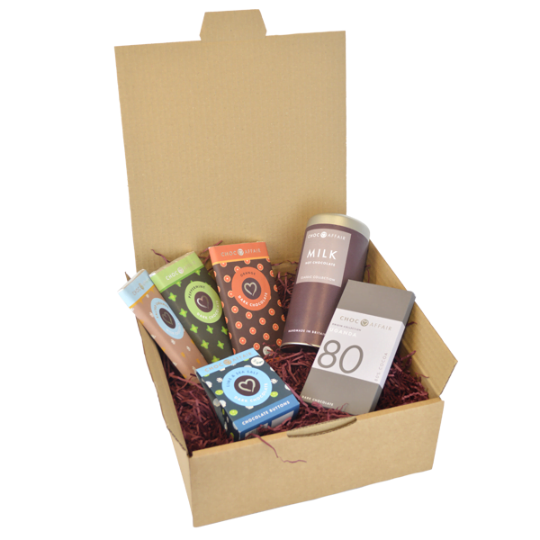 Chocolate Gift Hamper For Him