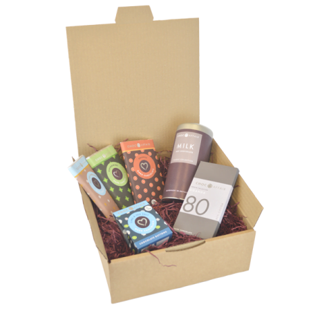 Choose your Own Chocolate Gift Hamper for Him