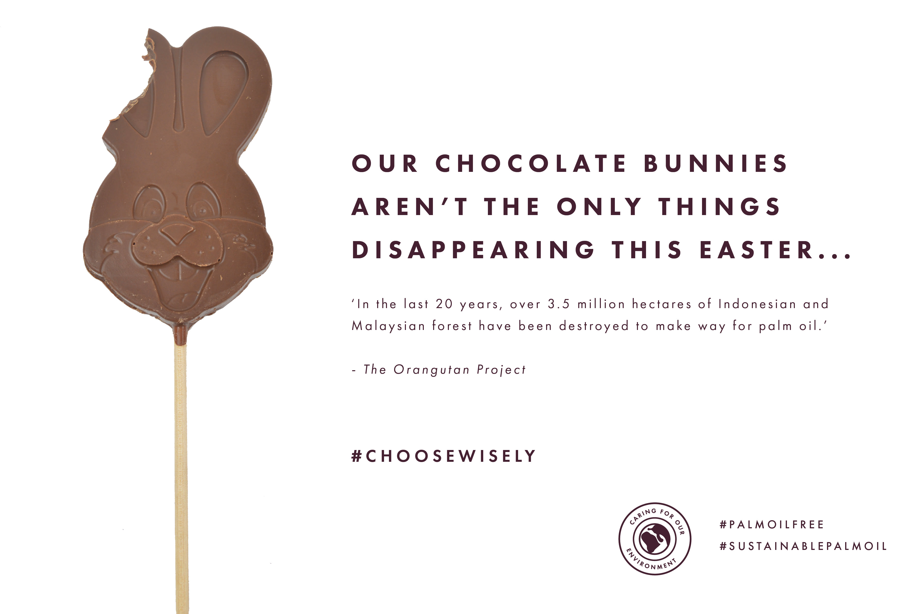 #choosewisely campaign