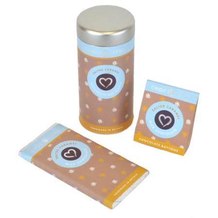 Salted Caramel Lovers Gift Set