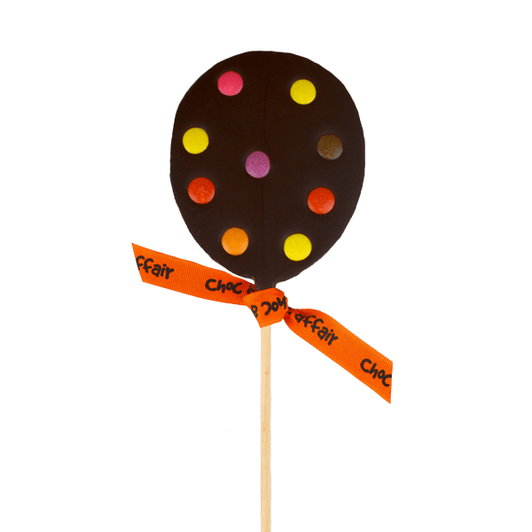 Dark Chocolate Bean Lolly