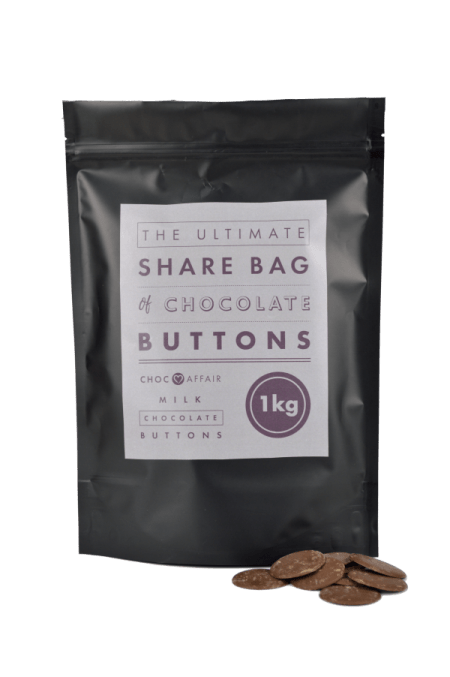 Share bag of giant milk chocolate buttons