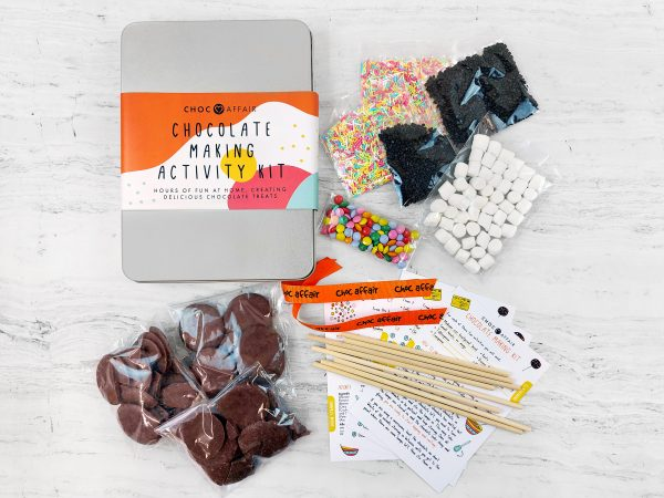 Chocolate Making Activity Kit