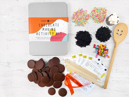 Chocolate Making Activity Kit
