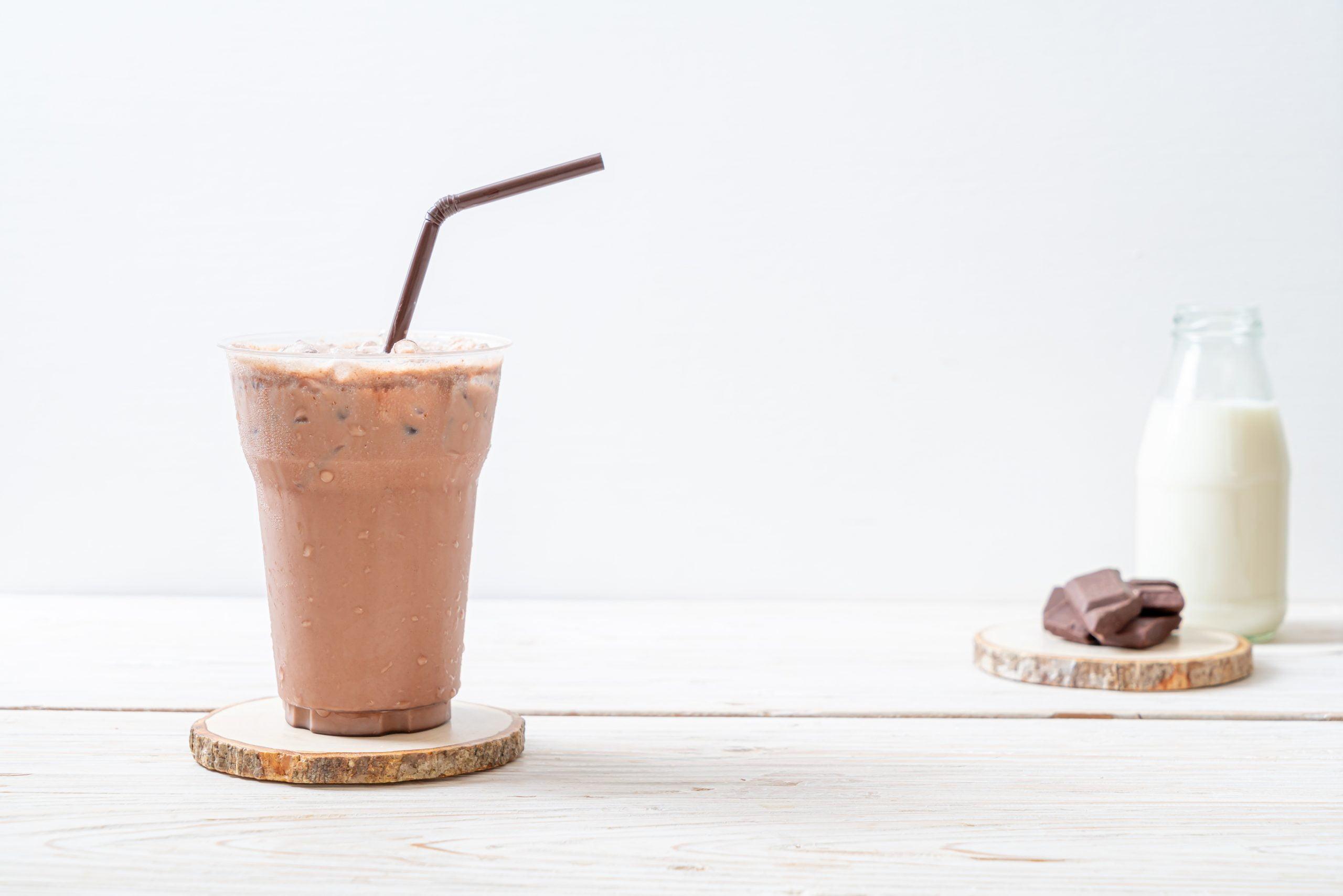 Frozen hot chcolate lifestyle image