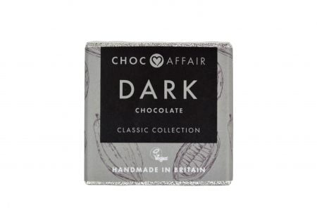 Classic dark chocolate bar 30g