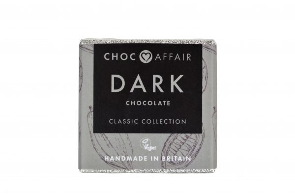 Classic dark chocolate bar 30g