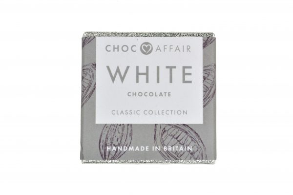 Classic White chocolate bar 30g