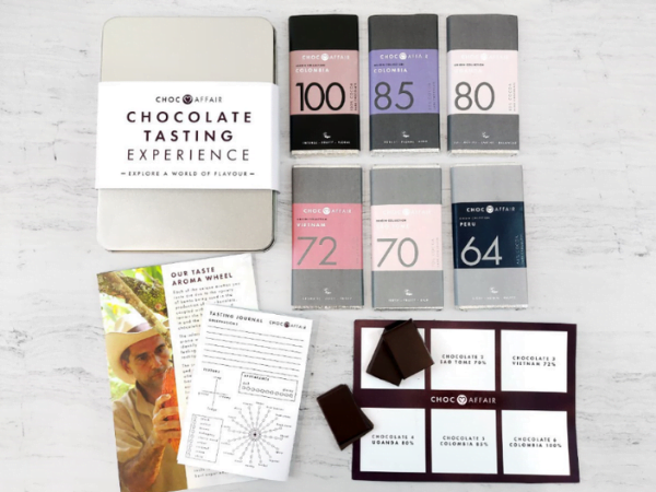 Chocolate Tasting Experience Kit