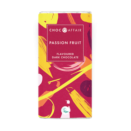Passionfruit dark chocolate product image