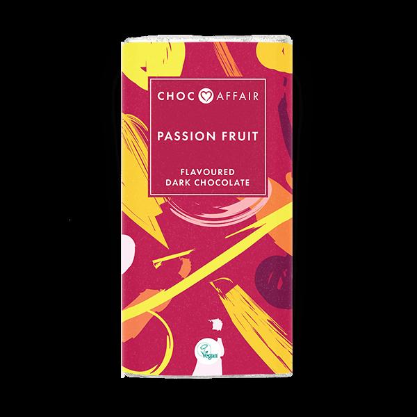 Passionfruit dark chocolate product image