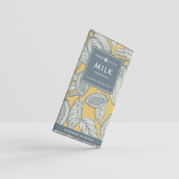 Classic Milk chocolate bar - palm oil free